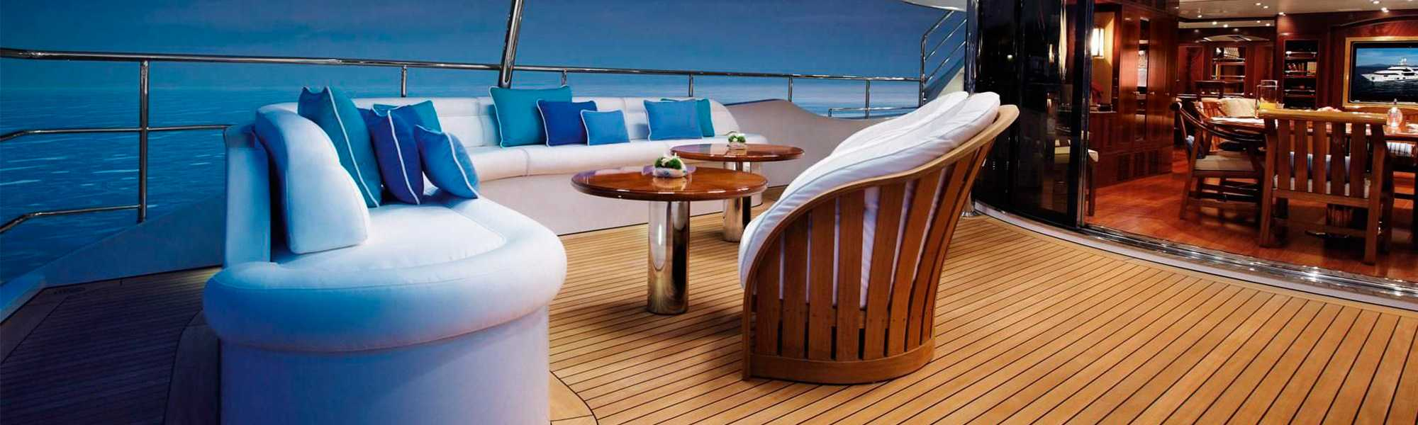 Synthetic Teak Boat Deck suppliers
