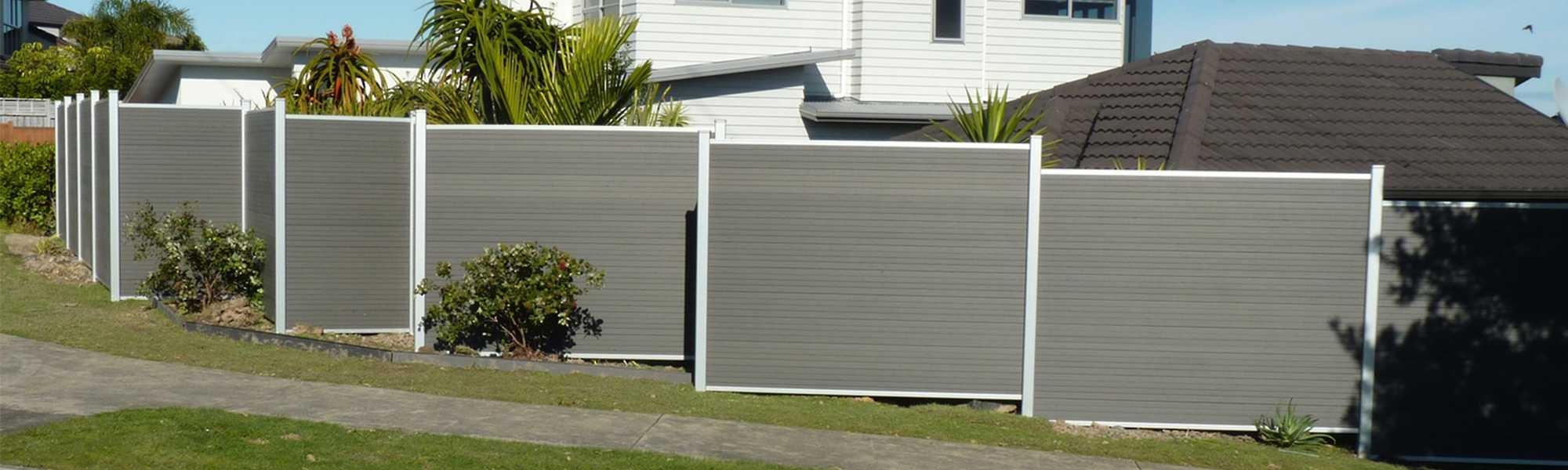 Weather resistant wpc fence manufacturers
