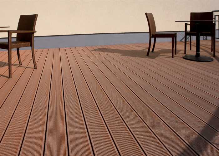 Composite Solid Deck