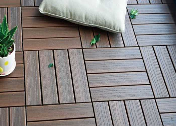DIY WPC Decking Easy To Install