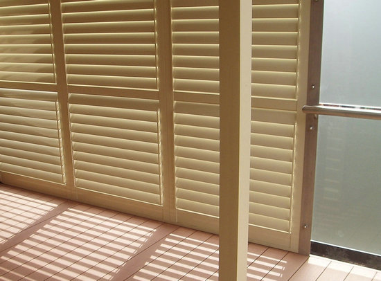 Composite Window Shutters