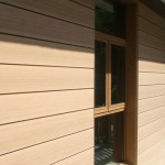 Wood Plastic Composite Wall Panels