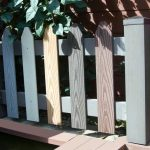 Composite Patio Fencing Materials