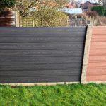 Composite Secure Fencing