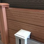 Composite Wood Fencing Materials