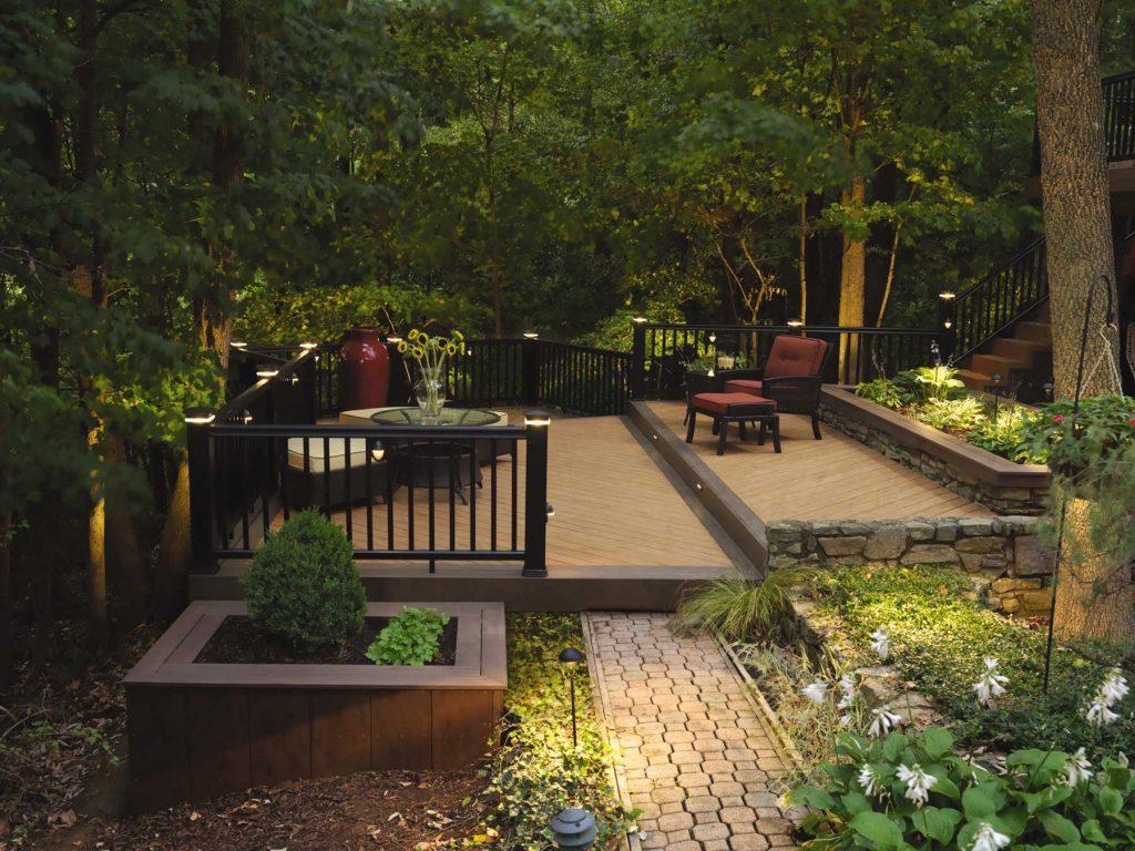Best Composite Outdoor Patio Decking