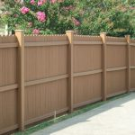 WPC Composite Fencing Board