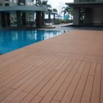 WPC Composite Waterproof Floor Tile