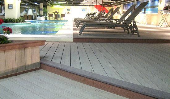 Wood And Plastic Floor