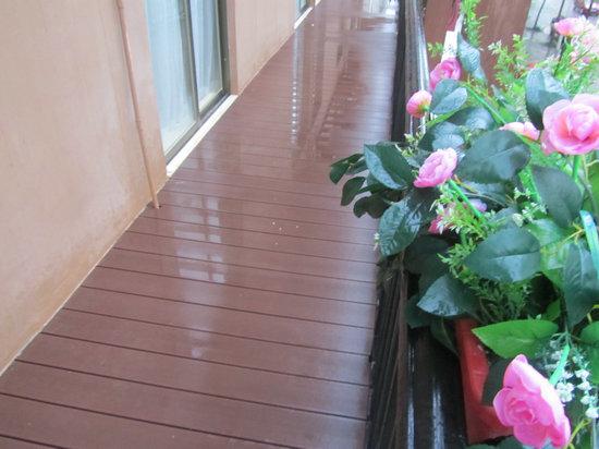 veranda composite decking