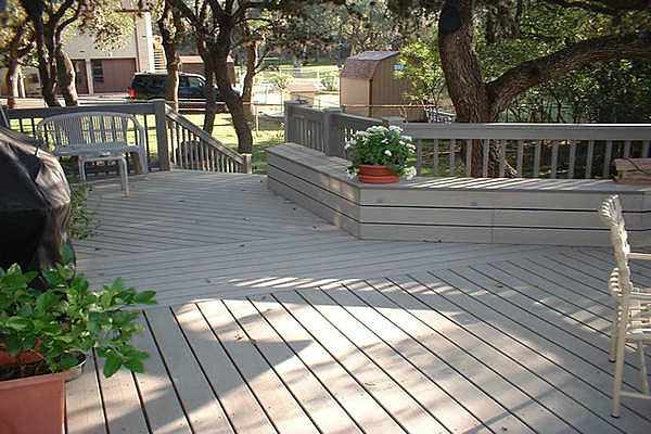 cheap deck boards