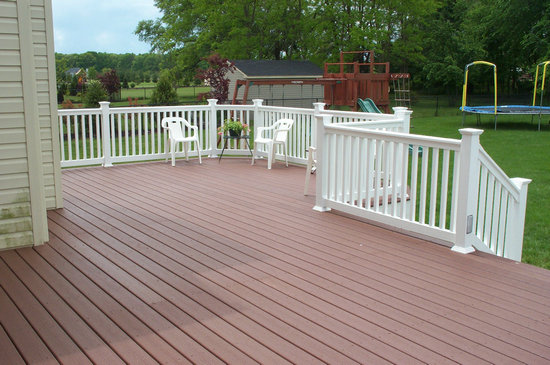 Composite Decking Calculator