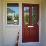 Quality Made To Measure Composite Front Door
