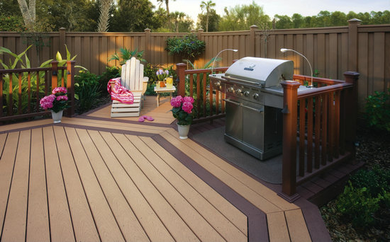 Composite Outdoor Flooring