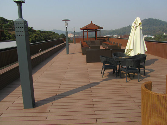 Outdoor Flooring Products