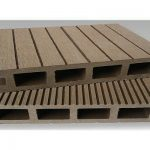 What is wood plastic composite?