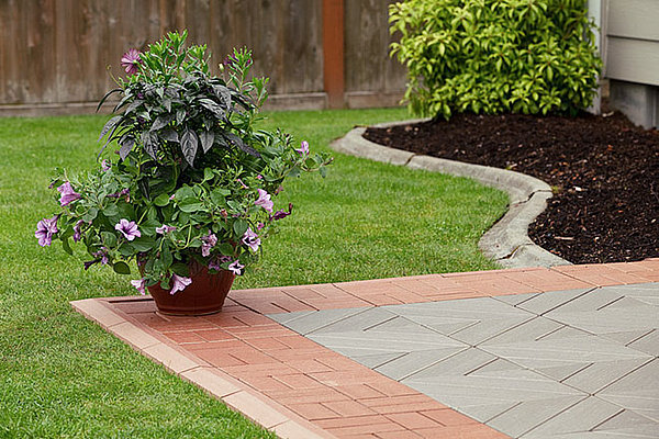Best Tiles For Backyard : Exterior Porch Flooring Material,WPC Outdoor Flooring Option from