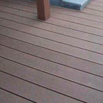 wood plastic composite sheets