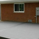 Seven Trust cheap composite decking