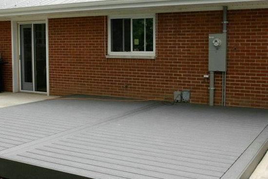 Cheap Composite Decking