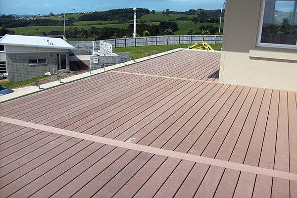 Wood plastic composite decking prices