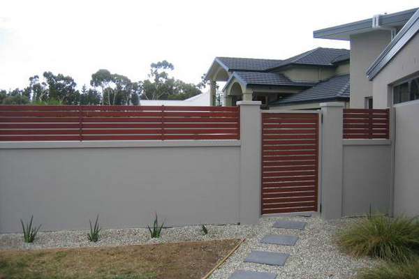 Composite fence boards