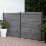 Buy Environment Friendly Composite Panel Fencing Product