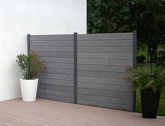 Environment Friendly Composite Fence Panels in China