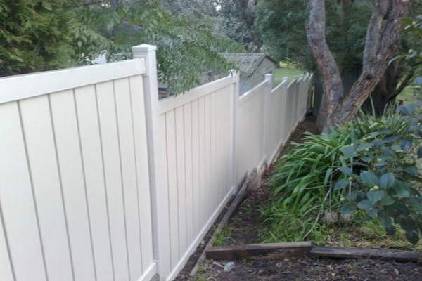 composite outdoor fence