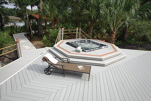composite outsite decking