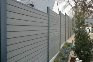 composite pickets fence