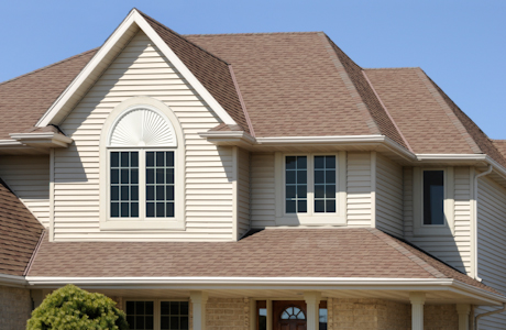 composite roof shingle