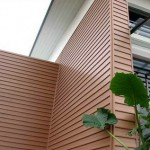 Environment Friendly Composite Wood Wall Board