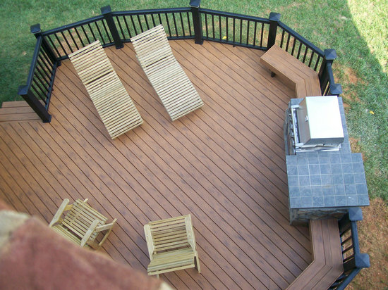 Outdoor Decking Boards