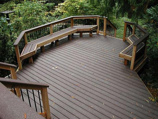 veranda decking