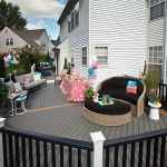 Cheap Wood Plastic Composite Patio Furniture