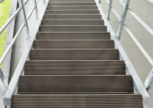 composite outdoor steps