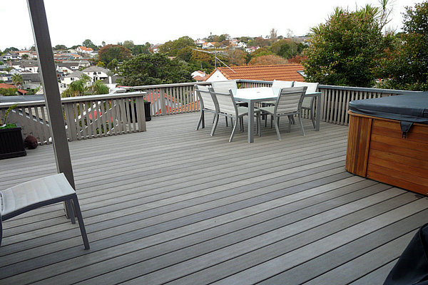 plastic deck boards