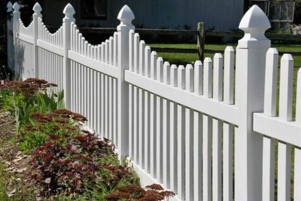 vinyl fence panels