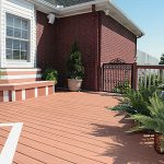 Composite Wood Outdoor Deck Flooring Products