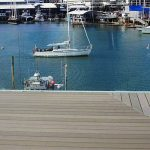 Environmental Protection Durable Composite Marine Flooring for Boats
