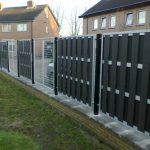 Cheap Privacy Fencing for Your Garden