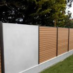 Using Composite Fence Alternative Wood Fence