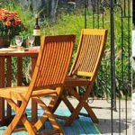 Wood Plastic Composite Wood Outdoor Furniture