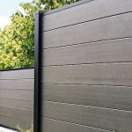 Wood Plastic Composite Fence vs Wood Fence