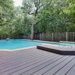 WPC Composite Patio Decking Material Performance