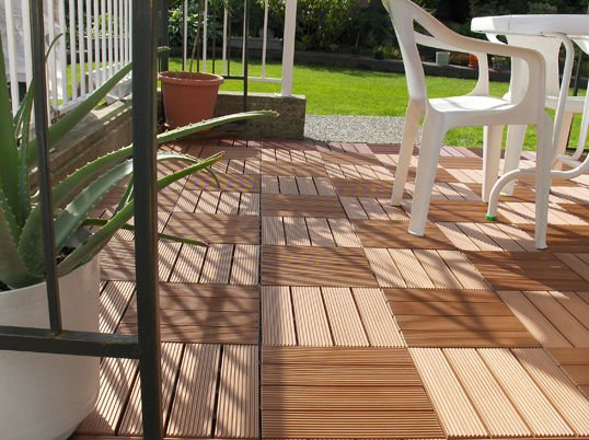 WPC Outdoor Decking Do It Yourself