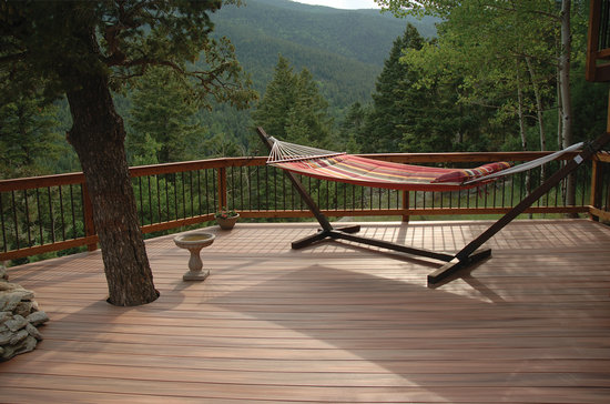 Only buy composite outdoor decking materialthat will last