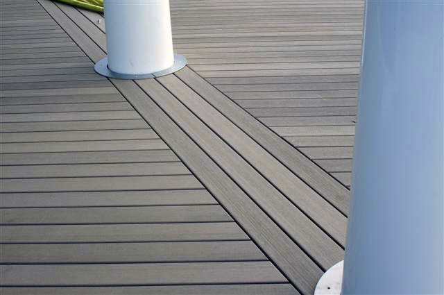 composite deck board