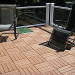 Wood Plastic Composite Outdoor Floor Cost Of USA
